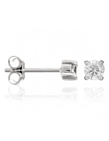 Bracelet Bubble Or Blanc et Diamant 0,10cts