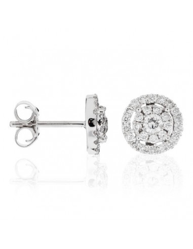 Bracelet Charmy Diamonds Or Blanc et Diamants 0,28cts