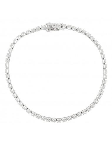 Bracelet Rivière  Le Diamantaire 2 ct