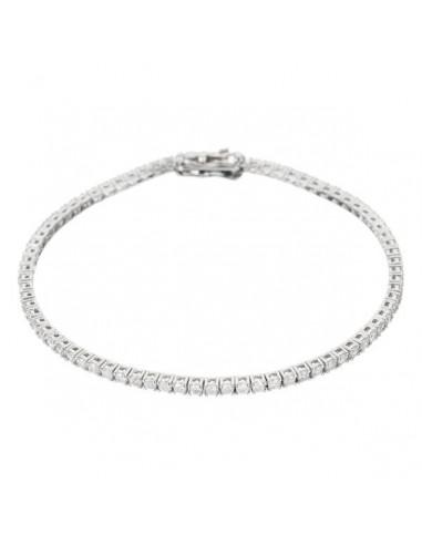 Bracelet Rivière  Le Diamantaire 2,04ct